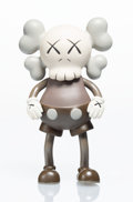 Collectible:Contemporary, KAWS (b. 1974). Companion (Brown), 1999. Painted cast vinyl. 7-1/2 x 4-1/2 x 2 inches (19.1 x 11.4 x 5.1 cm). Edition of...