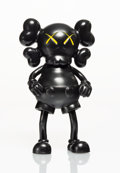 Collectible:Contemporary, KAWS (b. 1974). Companion (Black), 1999. Painted cast vinyl. 7-1/2 x 4 x 2 inches (19.1 x 10.2 x 5.1 cm). Edition of 500...