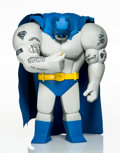 Collectible:Contemporary, Fool's Paradise . Forlorn Batman, from The Last Ride, 2016. Painted cast vinyl. 12-1/2 x 9-1/2 x 7-1/2 inches (31.8 ...
