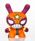 Collectible:Contemporary, Tristan Eaton X Kidrobot. El Loco Dunny, 2004. Painted cast vinyl. 7-1/2 x 5-1/4 x 3-1/2 inches (19.1 x 13.3 x 8.9 cm). ...