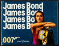 "Movie Posters:James Bond, James Bond Lot (Zwarte Beertjes, 1981). Very Fine-. Dutch Paperback Book Set of 14 (Multiple Pages, 4.5"" X 7"") in Display Bo... (Total: 15 Items)"