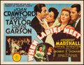 """Movie Posters:Comedy, When Ladies Meet (MGM, 1941). Fine/Very Fine on Linen. Half Sheet(22"""" X 28""""). Comedy.. ..."""