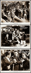 """Movie Posters:Crime, This Day and Age (Paramount, 1933). Very Fine-. Photos (3) (11"""" X14""""). Crime.. ... (Total: 3 Items)"""