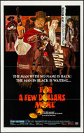 "Movie Posters:Western, For a Few Dollars More (United Artists, 1967). Folded, Very Fine. One Sheet (27"" X 41""). David Blossom Artwork. Western.. ..."