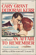 "Movie Posters:Romance, An Affair to Remember (20th Century Fox, 1957). Folded, Very Fine-.One Sheet (27"" X 41""). Romance.. ..."