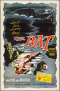 "Movie Posters:Horror, The Bat (Allied Artists, 1959). Folded, Very Fine-. One Sheet (27""X 41""). Horror.. ..."