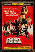 """Movie Posters:Horror, Planet Terror (Dimension, 2007). Rolled, Near Mint. One Sheet (27"""" X 40"""") DS. Horror.. ..."""