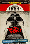 """Movie Posters:Action, Death Proof (Dimension, 2007). Rolled, Very Fine/Near Mint. OneSheet (27"""" X 40"""") DS. Action.. ..."""