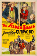 "Movie Posters:Western, The Silver Trail & Other Lot (Reliable, 1937). Fine+ on Linen. One Sheets (2) (27"" X 41""). Western.. ... (Total: 2 Items)"