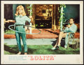 "Movie Posters:Drama, Lolita (MGM, 1962). Very Fine. Lobby Card (11"" X 14""). Drama.. ..."