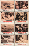 """Movie Posters:James Bond, From Russia with Love (United Artists, 1964). Fine/Very Fine. LobbyCard Set of 8 (11"""" X 14""""). James Bond.. ... (Total: 8 Items)"""