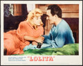 "Movie Posters:Drama, Lolita (MGM, 1962). Near Mint. Lobby Card (11"" X 14""). Drama.. ..."