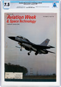 Explorers:Space Exploration, Magazines: Aviation Week & Space Technology Dated January 8, 1979, Directly From The Armstrong Family Collection™,...