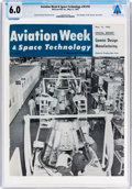 Explorers:Space Exploration, Magazines: Aviation Week & Space Technology Dated May 13, 1963, Directly From The Armstrong Family Collection™, CA...