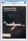 Explorers:Space Exploration, Magazines: Aviation Week & Space Technology Dated June 4, 1979, Directly From The Armstrong Family Collection™, CA...