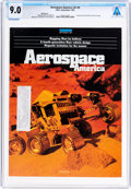 Explorers:Space Exploration, Magazines: Aerospace America Dated September 1993, Directly From The Armstrong Family Collection™, CAG Certified a...