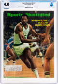 Explorers:Space Exploration, Magazines: Sports Illustrated Dated April 28, 1969, Directly From The Armstrong Family Collection™, CAG Certified ...