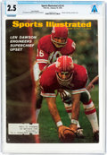 Explorers:Space Exploration, Magazines: Sports Illustrated Dated January 19, 1970, Directly From The Armstrong Family Collection™, CAG Certifie...