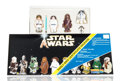 Collectible:Contemporary, Kubrick X Lucas Films X Medicom Toy. Early Bird Certificate Package, set of four toys from Star Wars, 2002. Painted ... (Total: 2 Items)