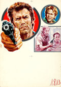 Movie Posters:Crime, Thunderbolt and Lightfoot by Tino Avelli (United Artists, ...