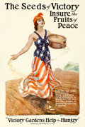 Movie Posters:War, World War I Propaganda by James Montgomery Flagg (National...