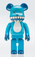 Collectible:Contemporary, KAWS X BE@RBRICK. Chompers 1000%, 2003. Painted cast vinyl. 28 x 13-1/4 x 9-1/2 inches (71.1 x 33.7 x 24.1 cm). Stamped ...