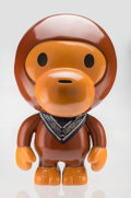Collectible:Contemporary, BAPE . Baby Milo. Painted cast vinyl. 36 x 22 x 24 inches (91.4 x 55.9 x 61 cm). Produced by A Bathing Ape, Tokyo. ...