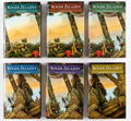 Books:First Editions, The Collected Works of Roger Zelazny Volumes 1-6 First Edition Group (NESFA Press, 2009).... (Total: 6 Items)