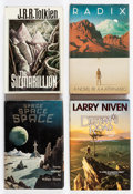 Books:First Editions, Science-Fiction First Edition Hardcover Books Group of 40 (Various Publishers).... (Total: 40 Items)