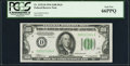 Small Size:Federal Reserve Notes, Fr. 2152-D $100 1934 Federal Reserve Note. PCGS Gem New 66PPQ.. ...