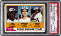 Baseball Cards:Singles (1970-Now), 1981 Topps Tim Raines - Expos Future Stars #479 PSA Gem Mint 10....