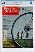 Explorers:Space Exploration, Magazines: Popular Science Dated July 1971, Directly From The Armstrong Family Collection™, CAG Certified and Grad...