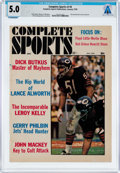 Explorers:Space Exploration, Magazines: Complete Sports Dated January 1970, Directly From The Armstrong Family Collection™, CAG Certified and G...