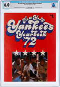 Explorers:Space Exploration, Magazines: The 1972 New York Yankees Official Yearbook Dated 1972, Directly From The Armstrong Family Collection™,...