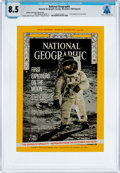 Explorers:Space Exploration, Magazines: National Geographic Dated December 1969 (Reprint), Directly From The Armstrong Family Collection™, CAG ...