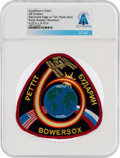 Explorers:Space Exploration, Patches: NASA I.S.S. Expedition 6 Patch by AB Emblem, Directly From The Armstrong Family Collection, CAG Certified. ...