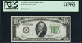 Fr. 2005-I $10 1934 Mule Federal Reserve Note. PCGS Very Choice New 64PPQ