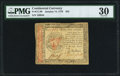Colonial Notes:Continental Congress Issues, Continental Currency January 14, 1779 $55 PMG Very Fine 30...