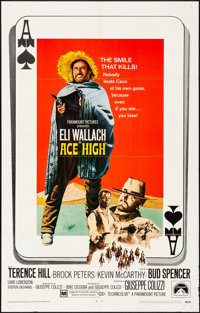 "Aces High & Other Lot (Cinema Shares International, 1976). Folded, Very Fine-. One Sheets (3) (27"" X 41&quo..."