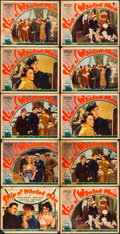 "Movie Posters:Drama, Ship of Wanted Men (Showmens Pictures, 1933). Fine. Title LobbyCard & Lobby Cards (9) (11"" X 14""). Drama.. ... (Total: 10Items)"