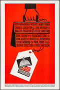 "Movie Posters:Drama, Advise & Consent (Columbia, 1962). Folded, Very Fine+. One Sheet (27"" X 41""). Saul Bass Artwork. Drama.. ..."