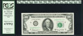 Small Size:Federal Reserve Notes, Fr. 2163-D* $100 1963A Federal Reserve Star Note. PCGS Superb Gem New 67PPQ.. ...
