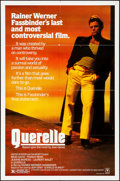 "Movie Posters:Foreign, Querelle (Triumph, 1983). Folded, Very Fine. One Sheet (27"" X 41"").Foreign.. ..."