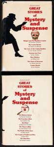 Movie Posters:Mystery, Great Stories of Mystery and Suspense Volumes 1 & 2 (Reader'sDigest Association, 1974). Fine/Very Fine. First Edition Hardc...(Total: 2 Items)