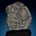 "Meteorites:Martian, Partial Slice of Martian Meteorite ""Los Angeles"". Martian (diabasic shergottite). Mojave Desert, California, USA. ..."