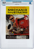 Explorers:Space Exploration, Magazines: Mechanix Illustrated Dated February 1969, Directly From The Armstrong Family Collection™, CAG Certified...