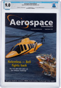 Explorers:Space Exploration, Magazines: Aerospace International Dated September 2012, Directly From The Armstrong Family Collection™, CAG Certi...