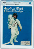 Explorers:Space Exploration, Magazines: Aviation Week & Space Technology Dated June 3, 1968, Directly From The Armstrong Family Collection™, CA...