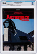 Explorers:Space Exploration, Magazines: Aerospace America Dated December 1991, Directly From The Armstrong Family Collection™, CAG Certified an...