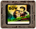 "Movie Posters:Comedy, The Saturday Night Kid (Paramount, 1929). Fine+. Glass Slide (3.25""X 4""). Comedy.. ..."